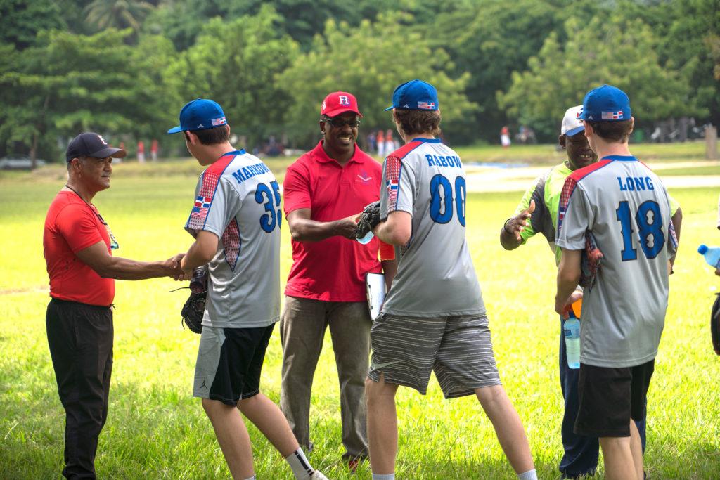 Baseball Dominican Republic charity