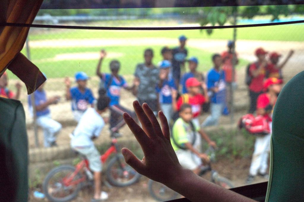 Dominican Republic baseball charity