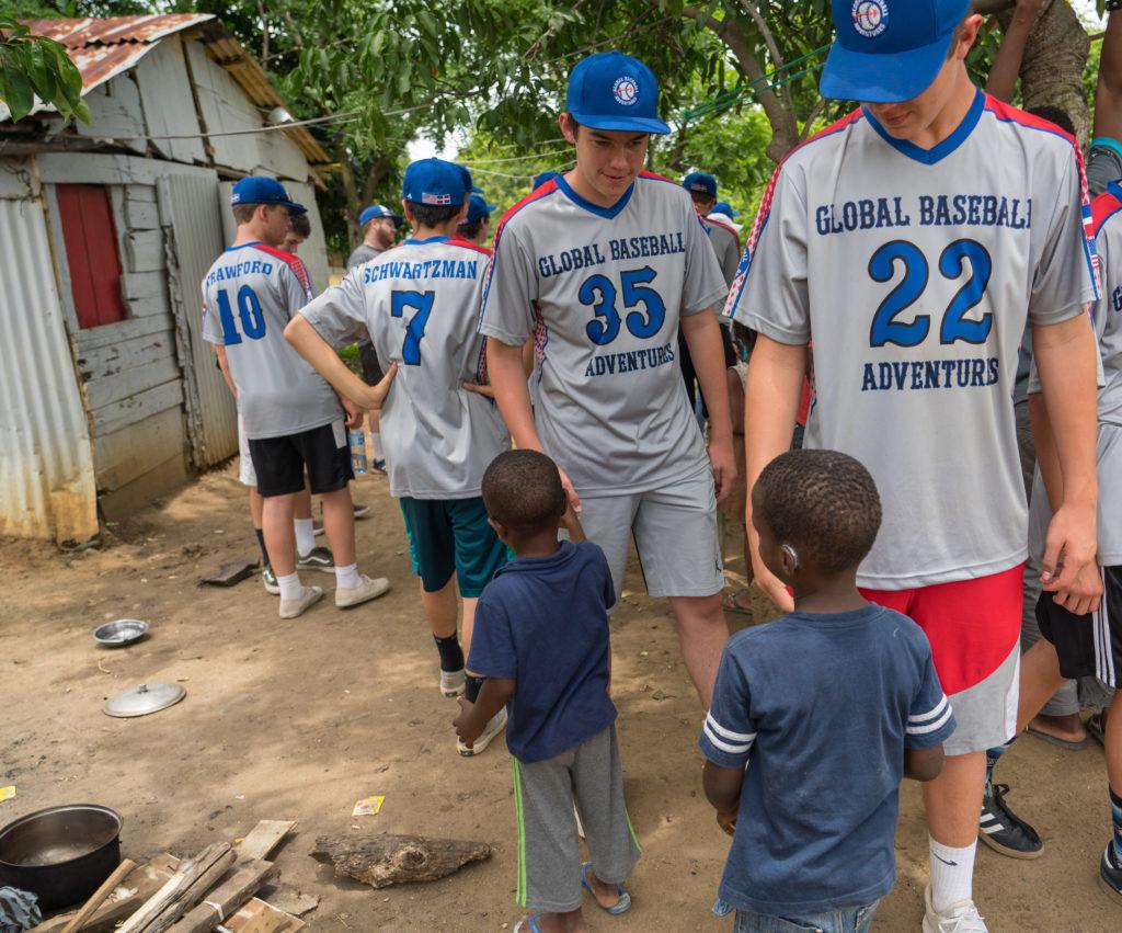 Dominican Republic Baseball Community Service Trip