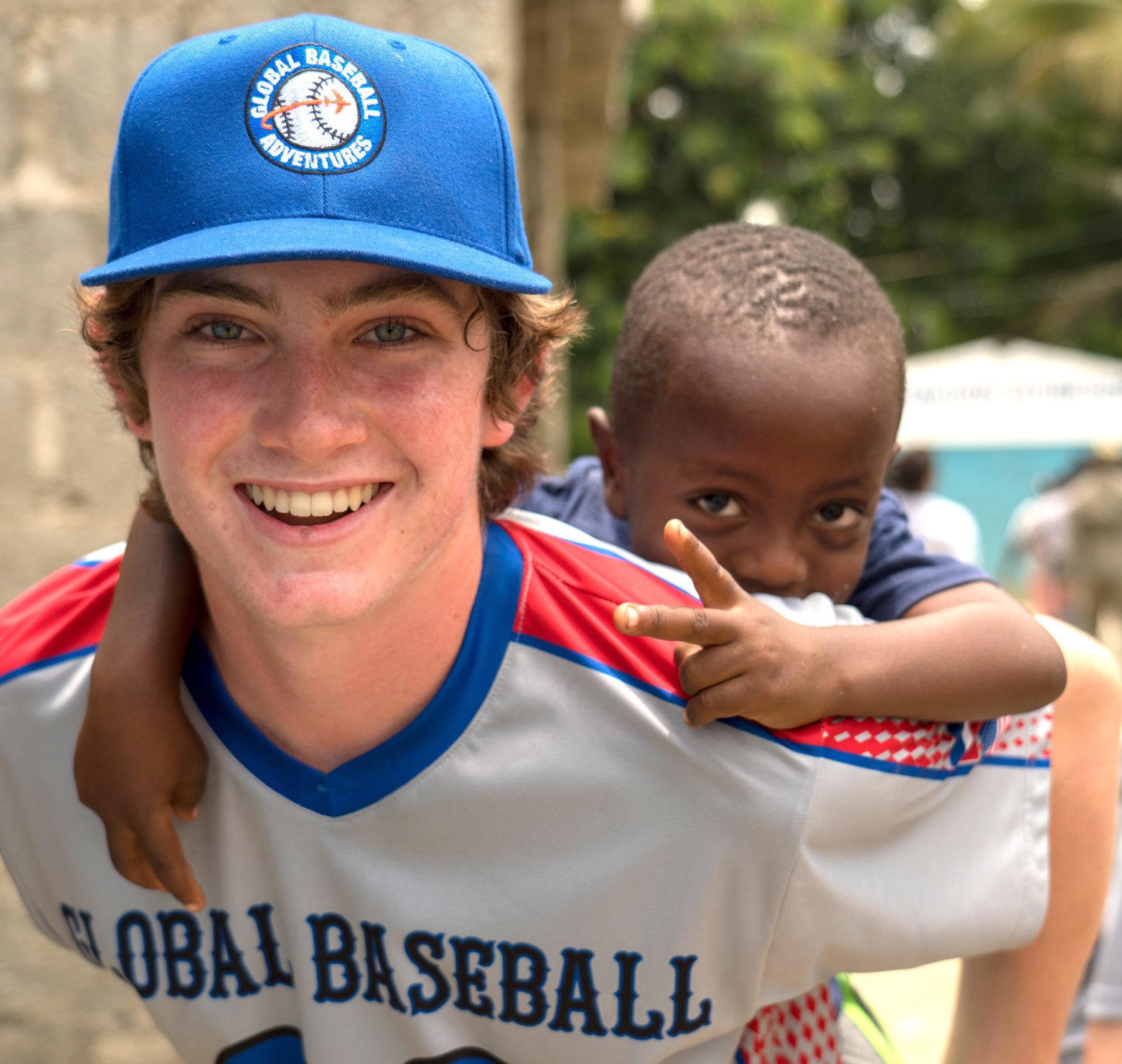 Dominican Republic charity baseball