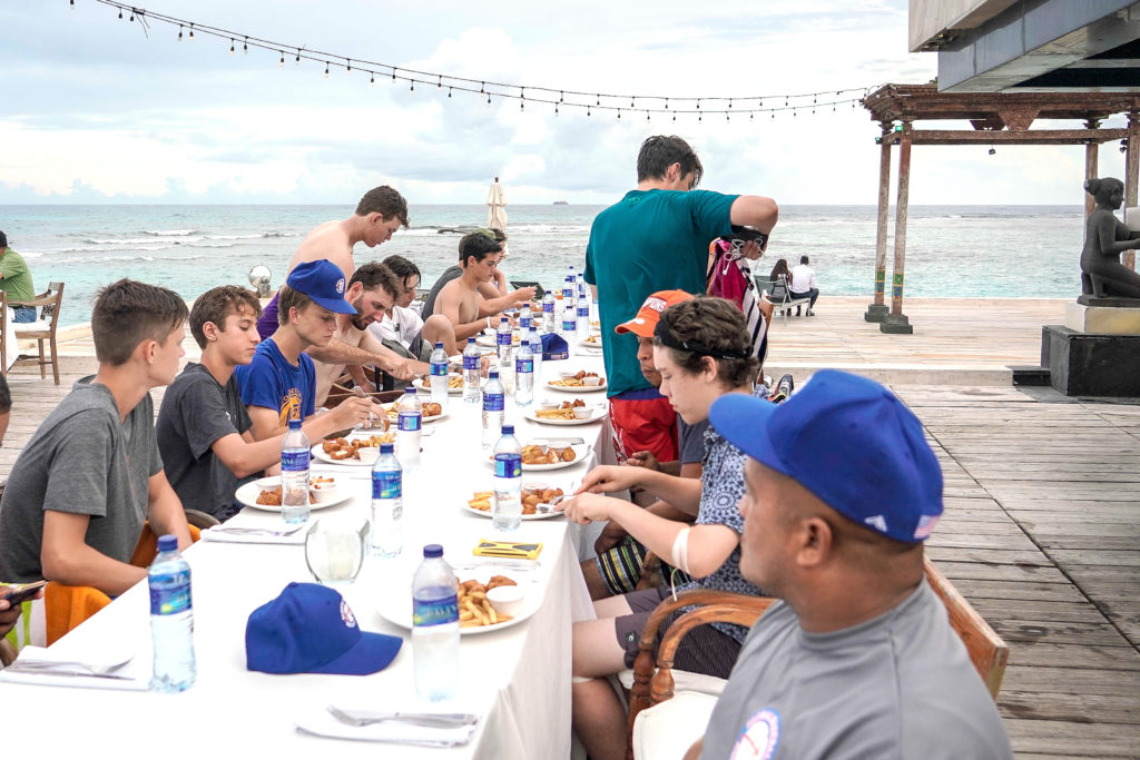 Dinner to Remember Dominican Republic Baseball