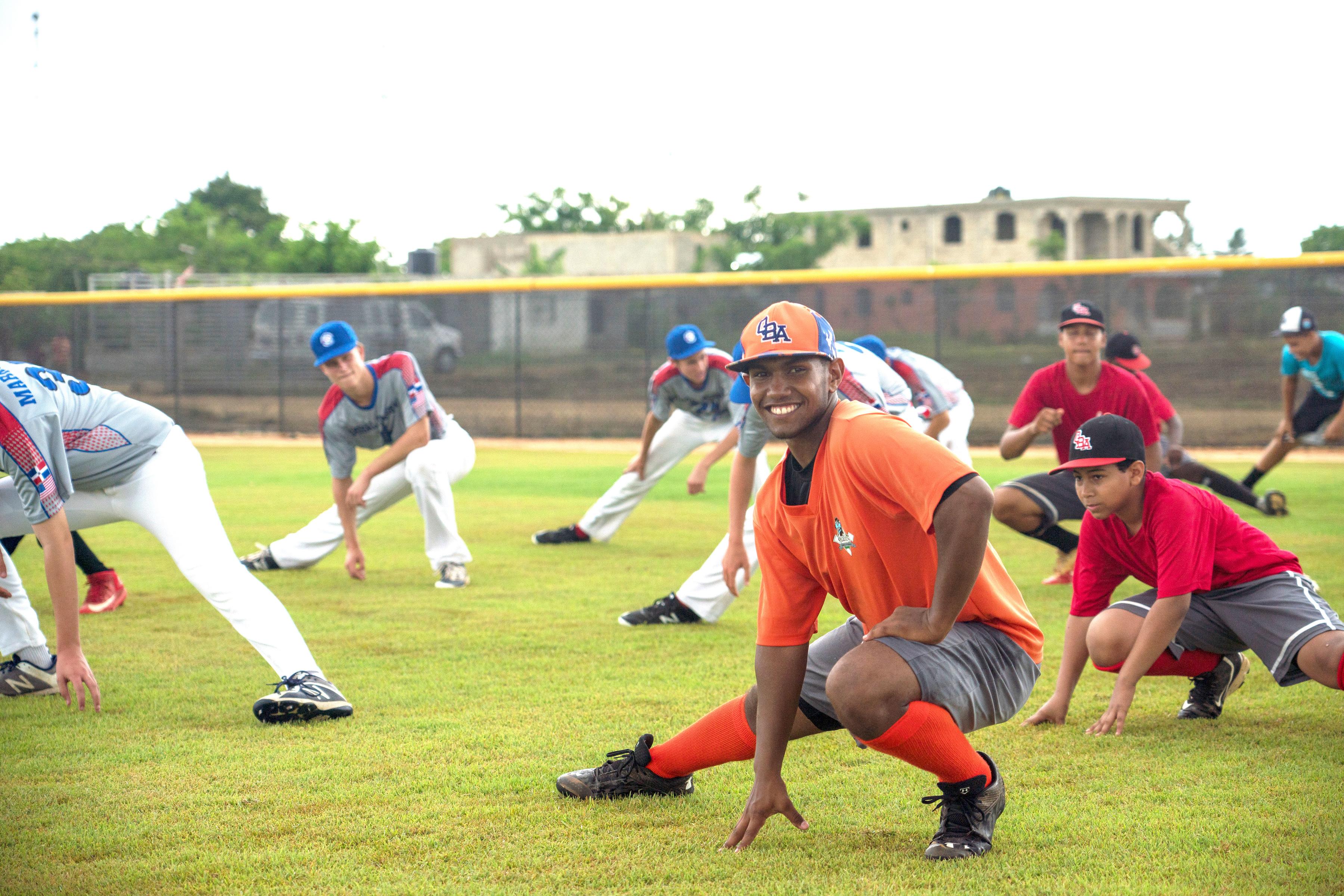 Dominican Republic Baseball Immersion