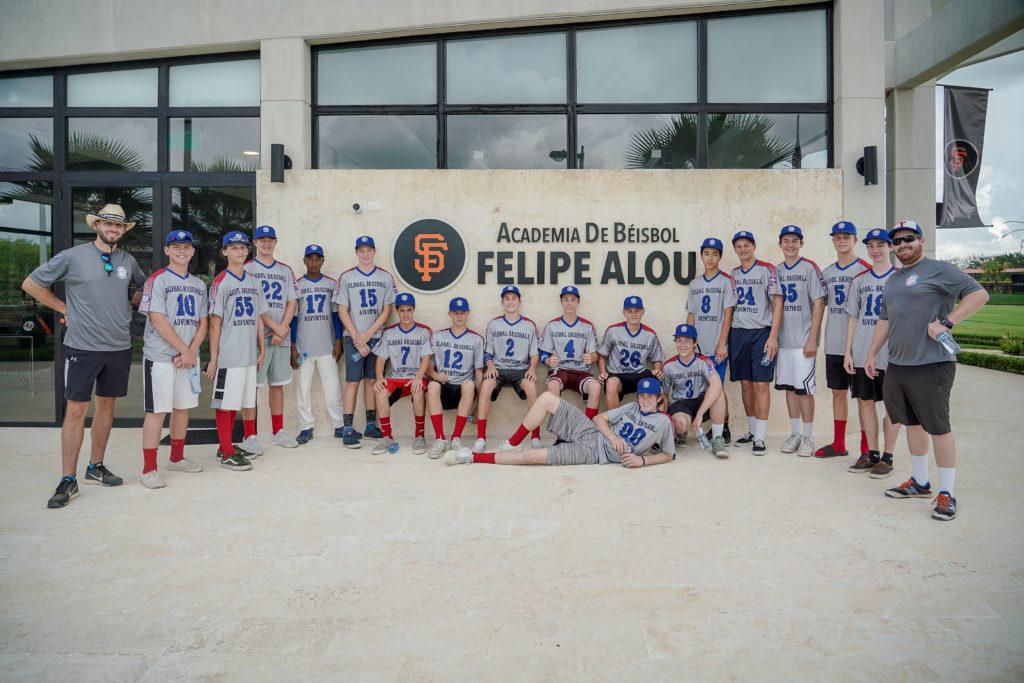 San Francisco Giants Dominican Republic Baseball Academy