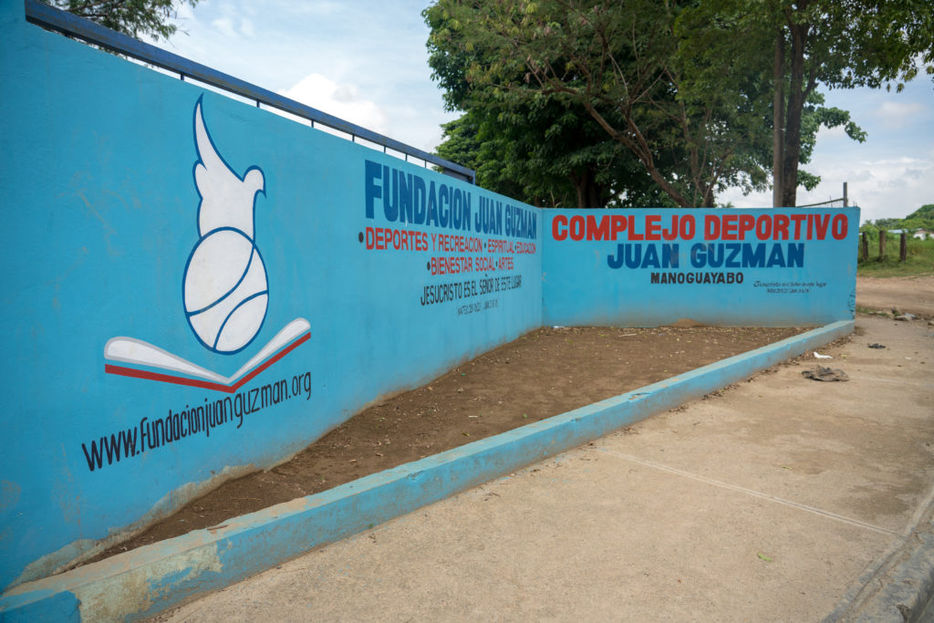 Juan Guzman Foundation . baseball, philanthropy, dominican republic