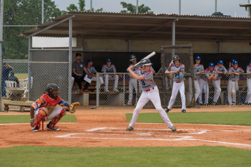 Dominican Republic fastball